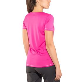 Salomon Mazy Naiset Lyhythihainen paita , vaaleanpunainen